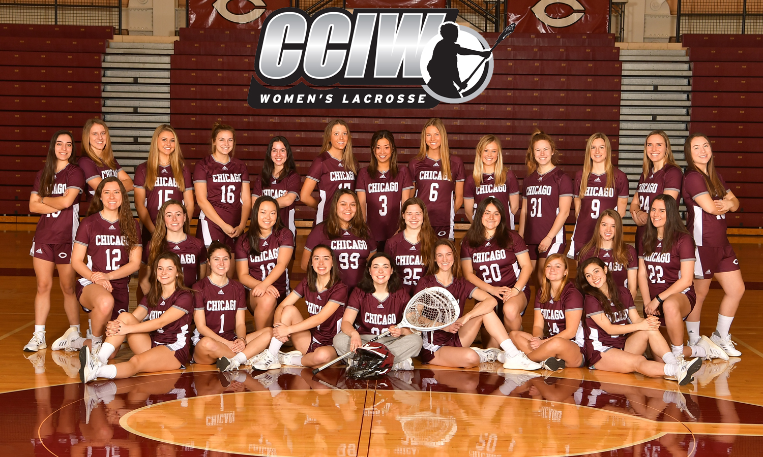 Maroon Women's Lacrosse Earns 16 Spots on CCIW Academic All-Conference List