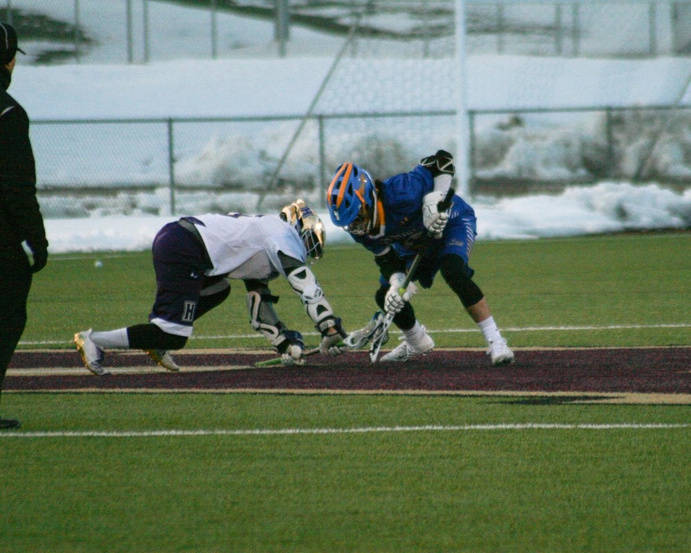 MLAX: Wildcats Win Home Opener 11-6 Over SUNY Delhi.