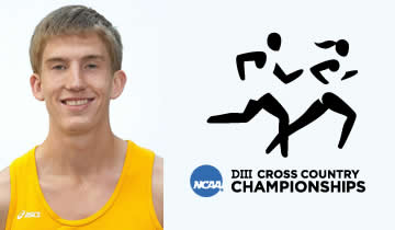 Breitbach Selected to NCAA Cross Country Championship