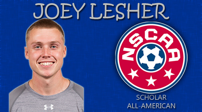 Spalding's Lesher Named Scholar All-American
