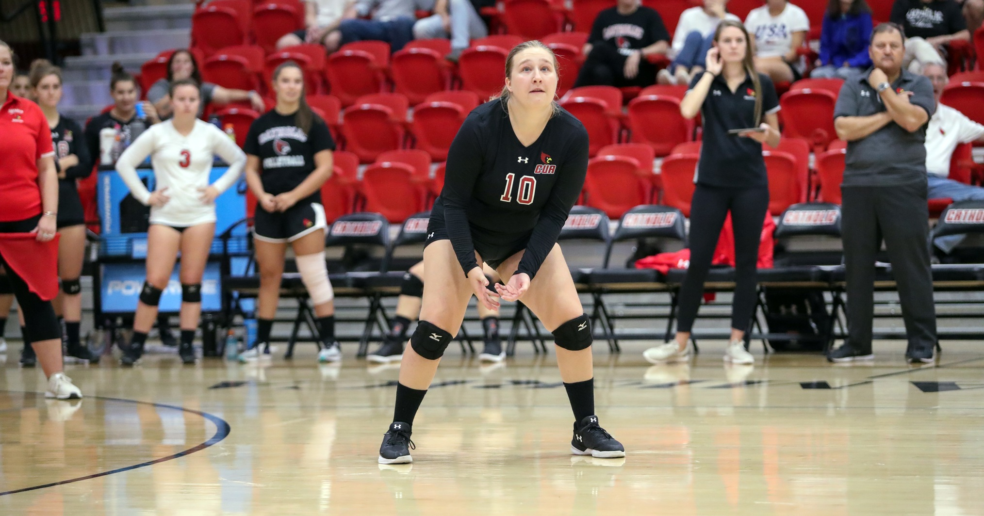 Cardinals Edge McDaniel in Another Five-Set Thriller