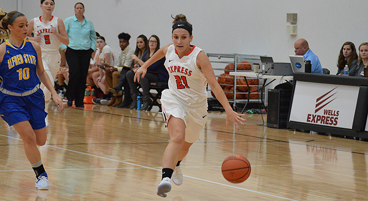 Women's Basketball Picks Up Second Straight Win