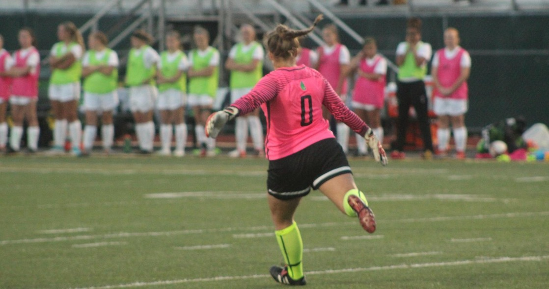 Women's Soccer's Six-Game Winning Streak Snapped at Mount Union