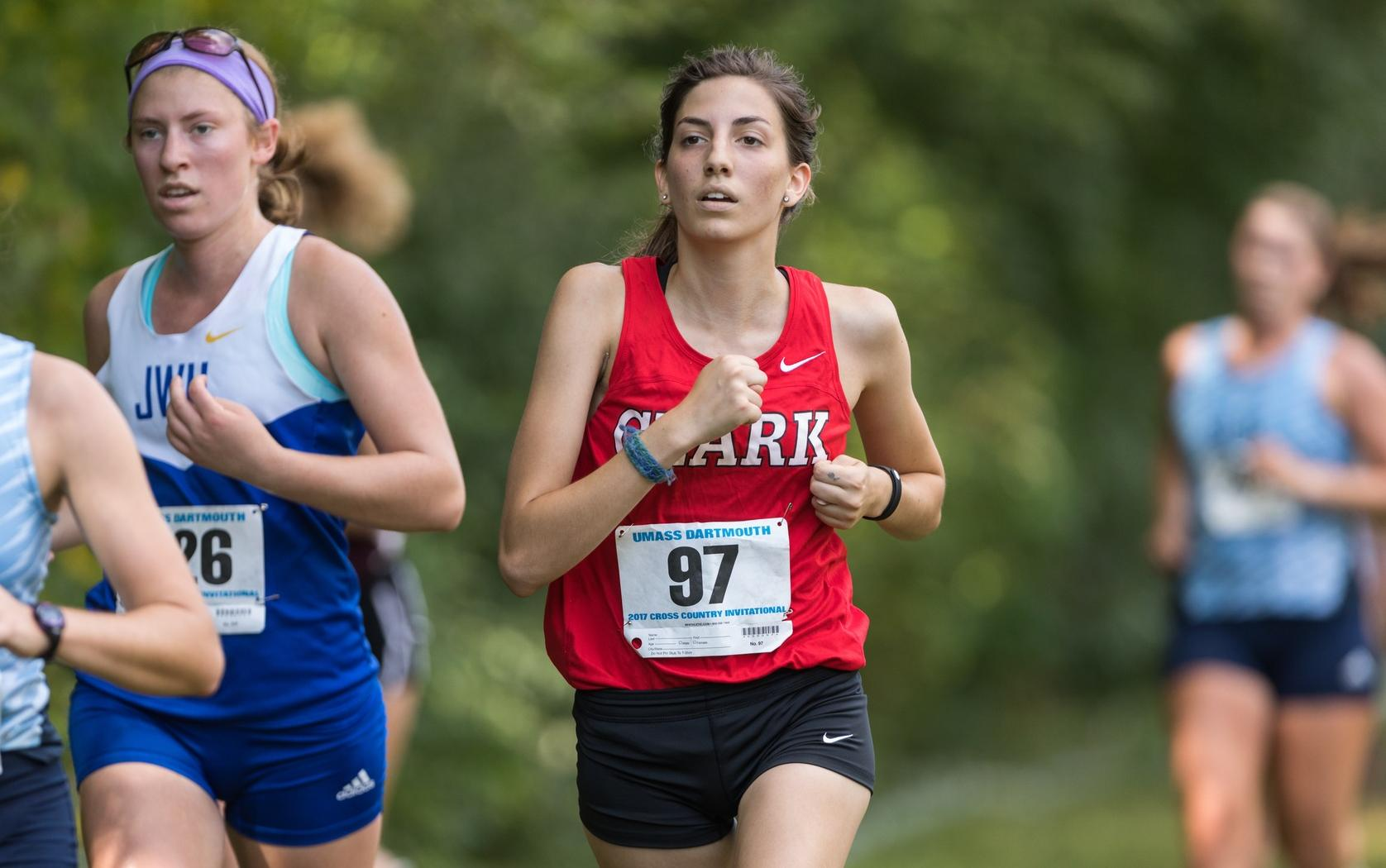 Women's Cross Country Places 13th at James Earley Invitational