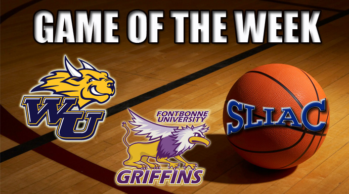 SLIAC Game of the Week: Webster at Fontbonne