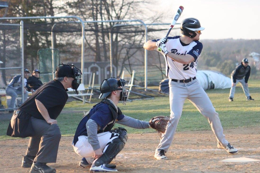 Baseball Splits with Union County College