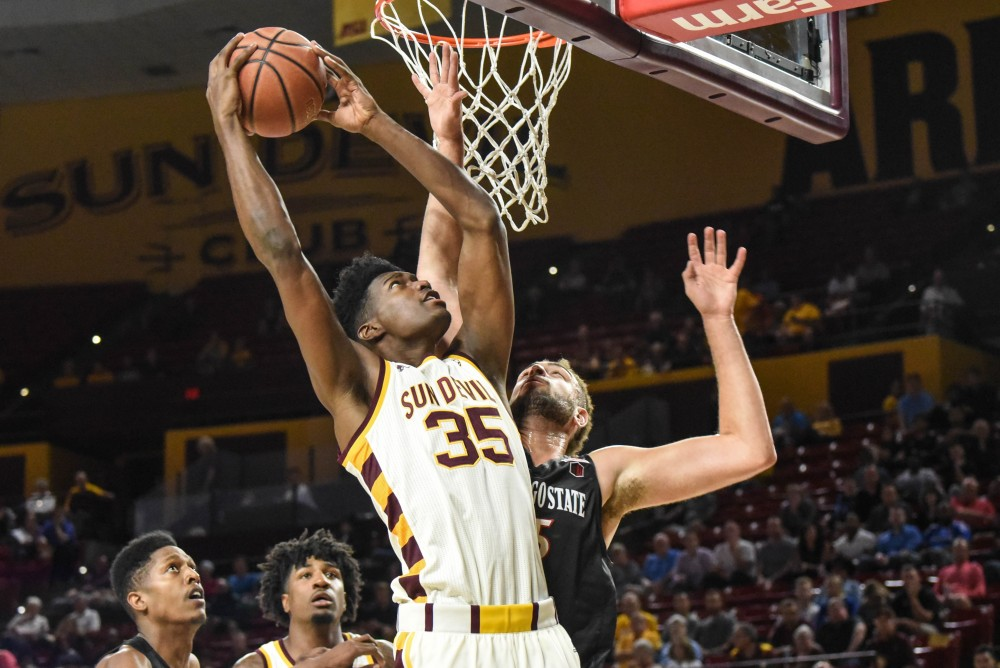"Former 2017 Iowa Western All-American De'Quon Lake and Arizona State will participate in the 2018 NCAA Men's Basketball Tournament as part of the NCAA's ""First Four"" Wednesday (3/14/18) night."