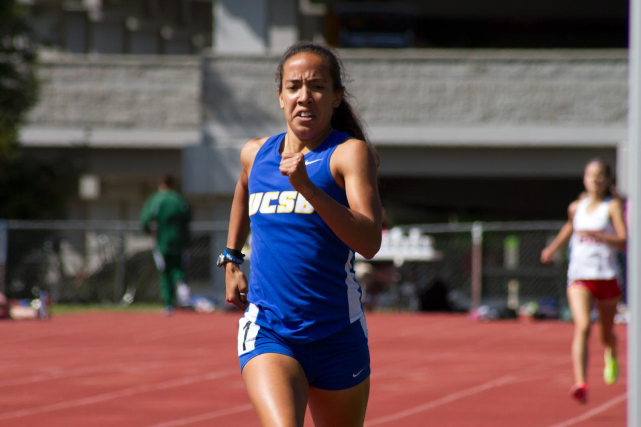 UCSB is Second at Big West Championships