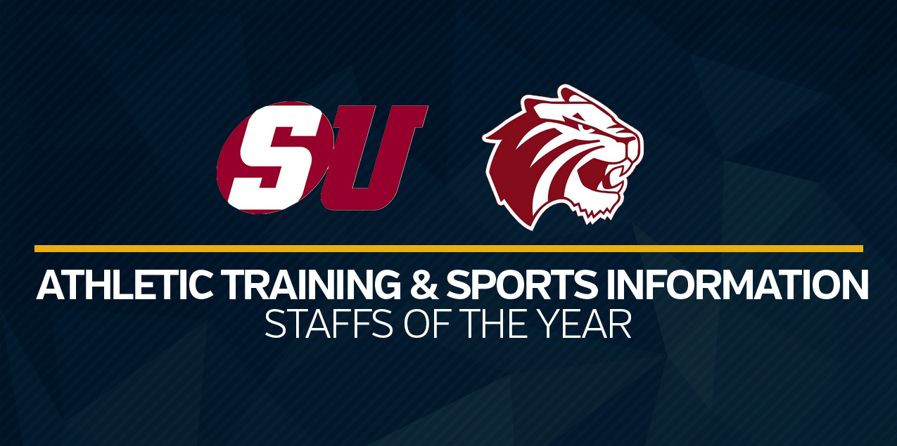 Schreiner, Trinity Honored with Athletic Training and Sports Information Staff of the Year Awards