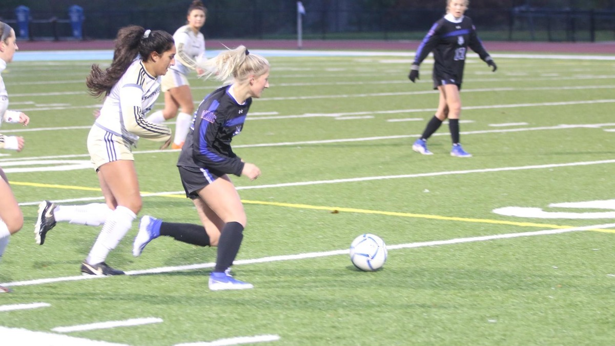 Women's Soccer Makes History by Moving into WHAC Semifinals for First Time as a Program with 2-1 Win Against Cornerstone; Play Aquinas in Semis on Saturday