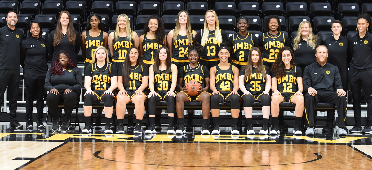 UMBC Women's Basketball Brings Youth Movement to Baltimore for 2018-19 Season