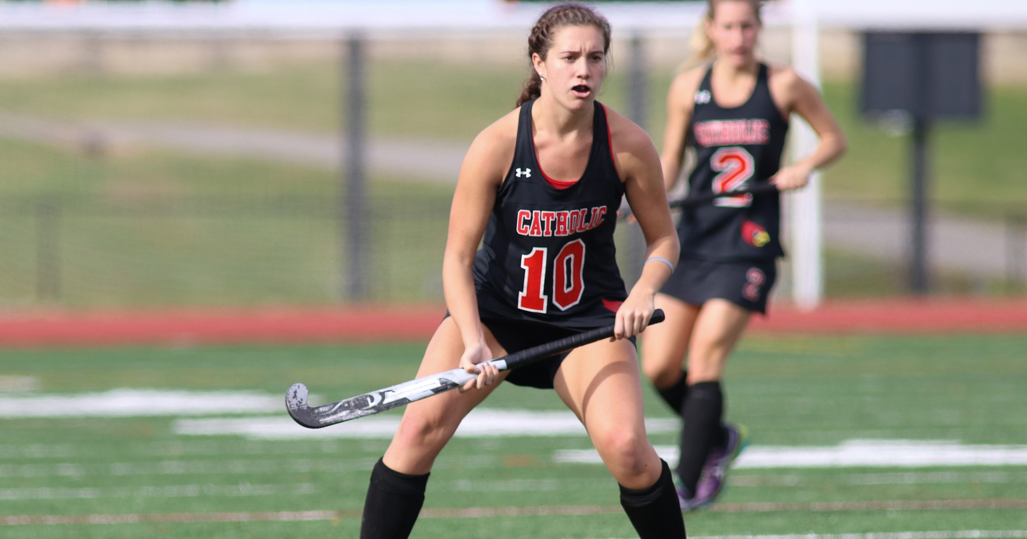 Field Hockey Falls to No. 3 TCNJ in 2018 Opener