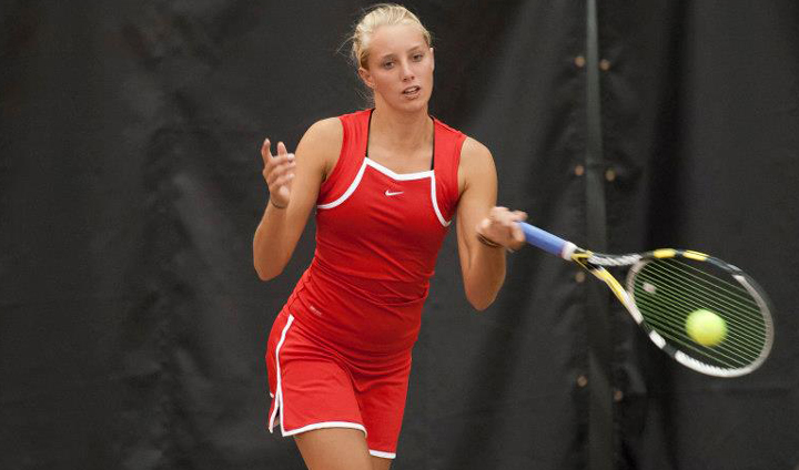Women's Tennis Storms Past Malone In GLIAC Action