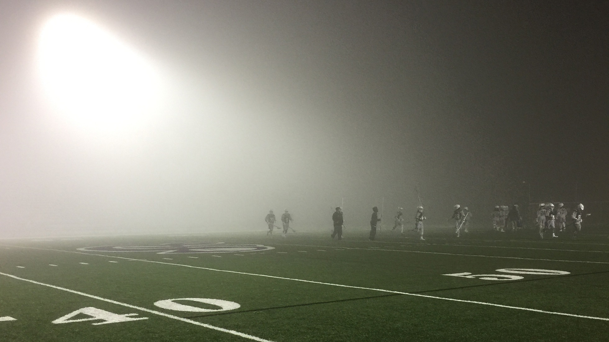 Pirates emerge from fog with win over Piedmont