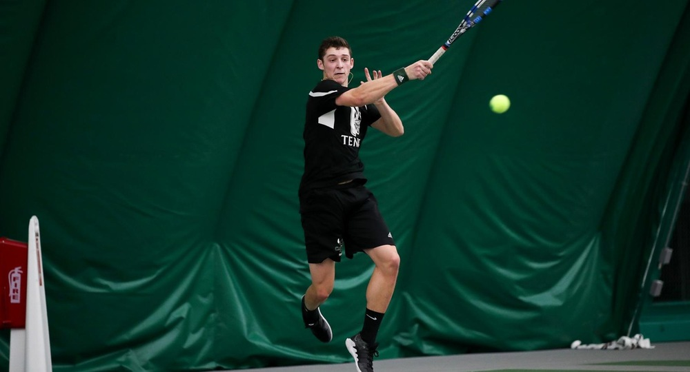 Mostardi Notches 20th Singles Win As Vikings Fall At Barry