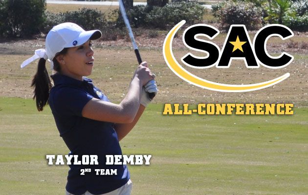 Coker's Demby Earns Second Team All-SAC Honors
