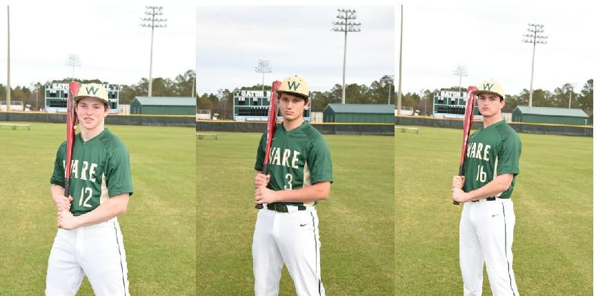 Three Gators Name to 2-AAAAA All Region Baseball Team
