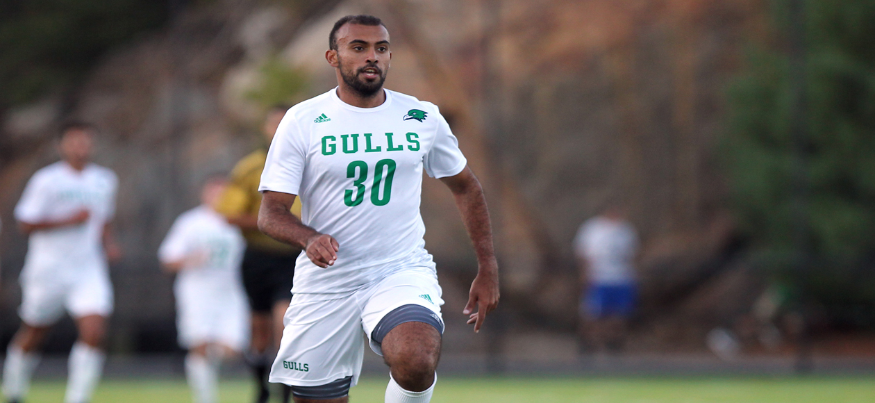 Men's Soccer Opens CCC Campaign With 6-0 Rout Of UNE