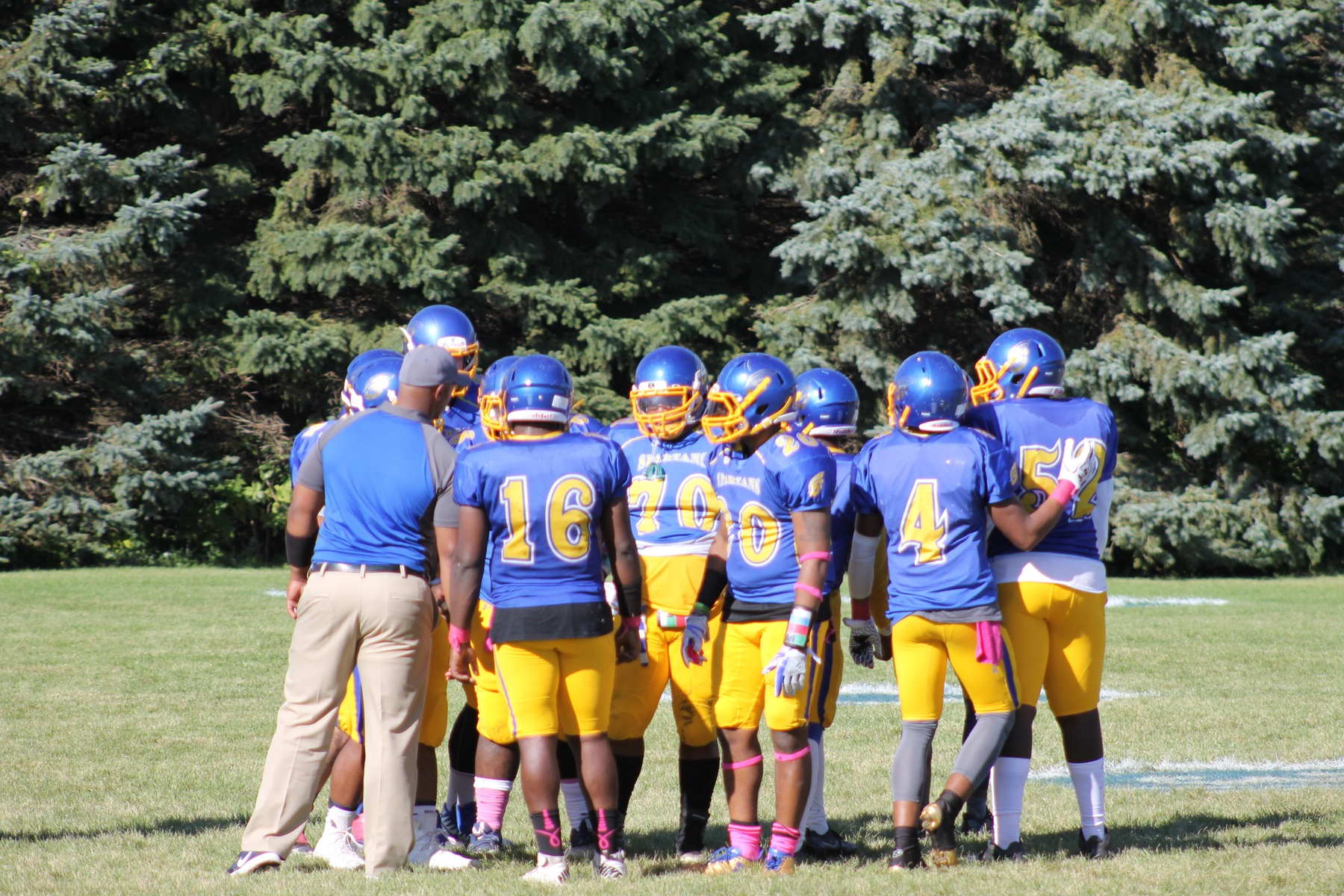 Spartans Fall to Dakota College