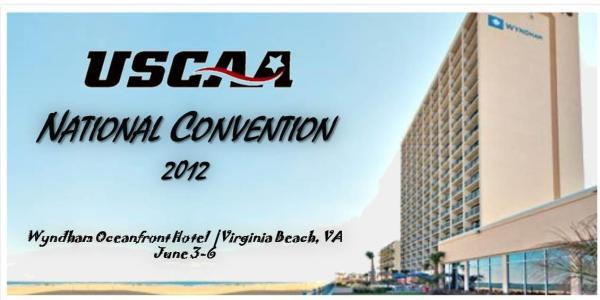 2012 National Convention Summary USCAA