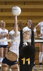 UCSB Snaps Lion Win Streak In 3-2 Win
