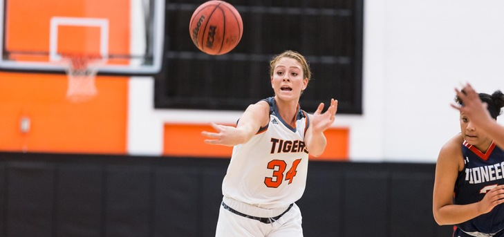 Tigers Hold of Pioneers