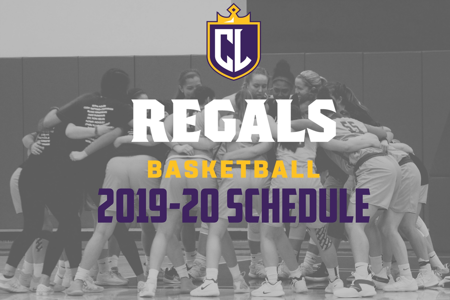 Regals Basketball Reveals Schedule for Upcoming Season