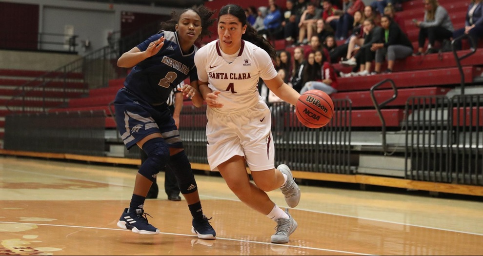 Homestand Wraps Up With San Diego State Tuesday for Women's Basketball