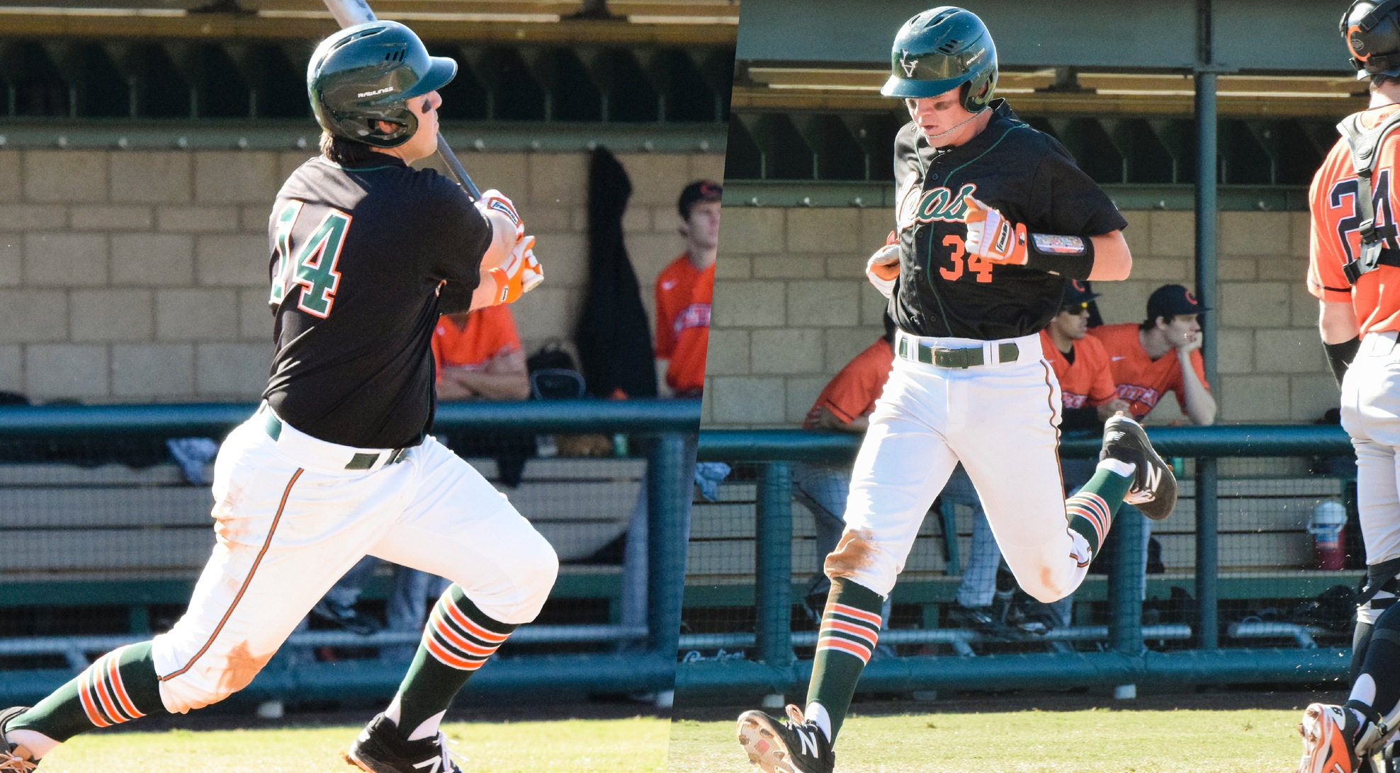 Peres, Thomas named First Team All-SCIAC