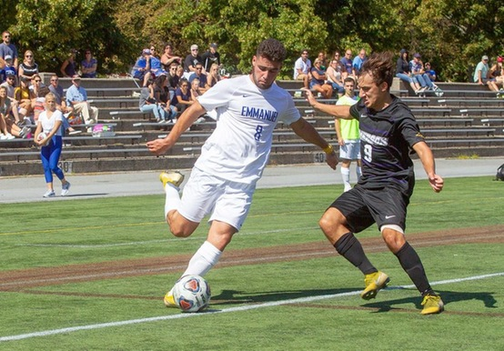 NIGHTHAWKS TAKE DOWN SAINTS IN HOME-OPENER, 2-0