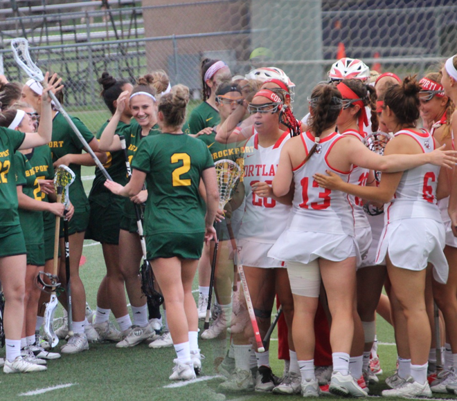 Cortland and Brockport advance to SUNYAC women's lacrosse final