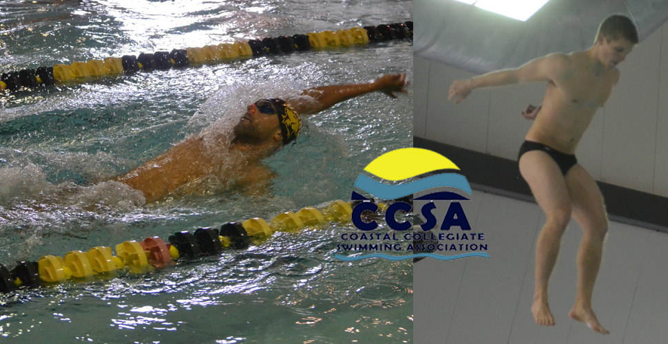 Hussein and Green Sweep CCSA End-of-Year Awards