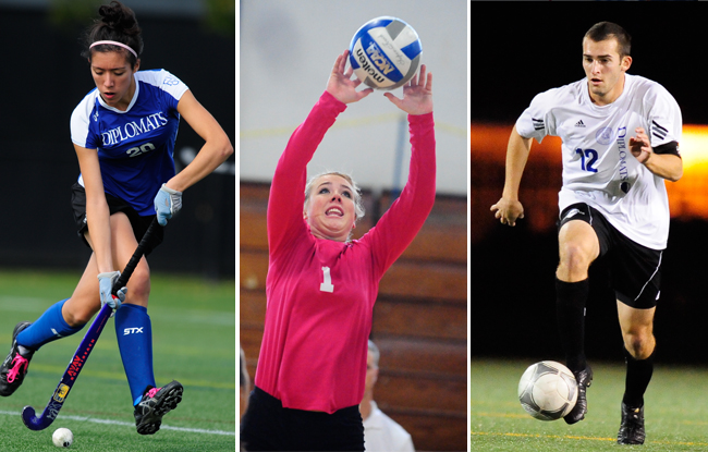 F&M Fall Sports Set for CC Playoffs