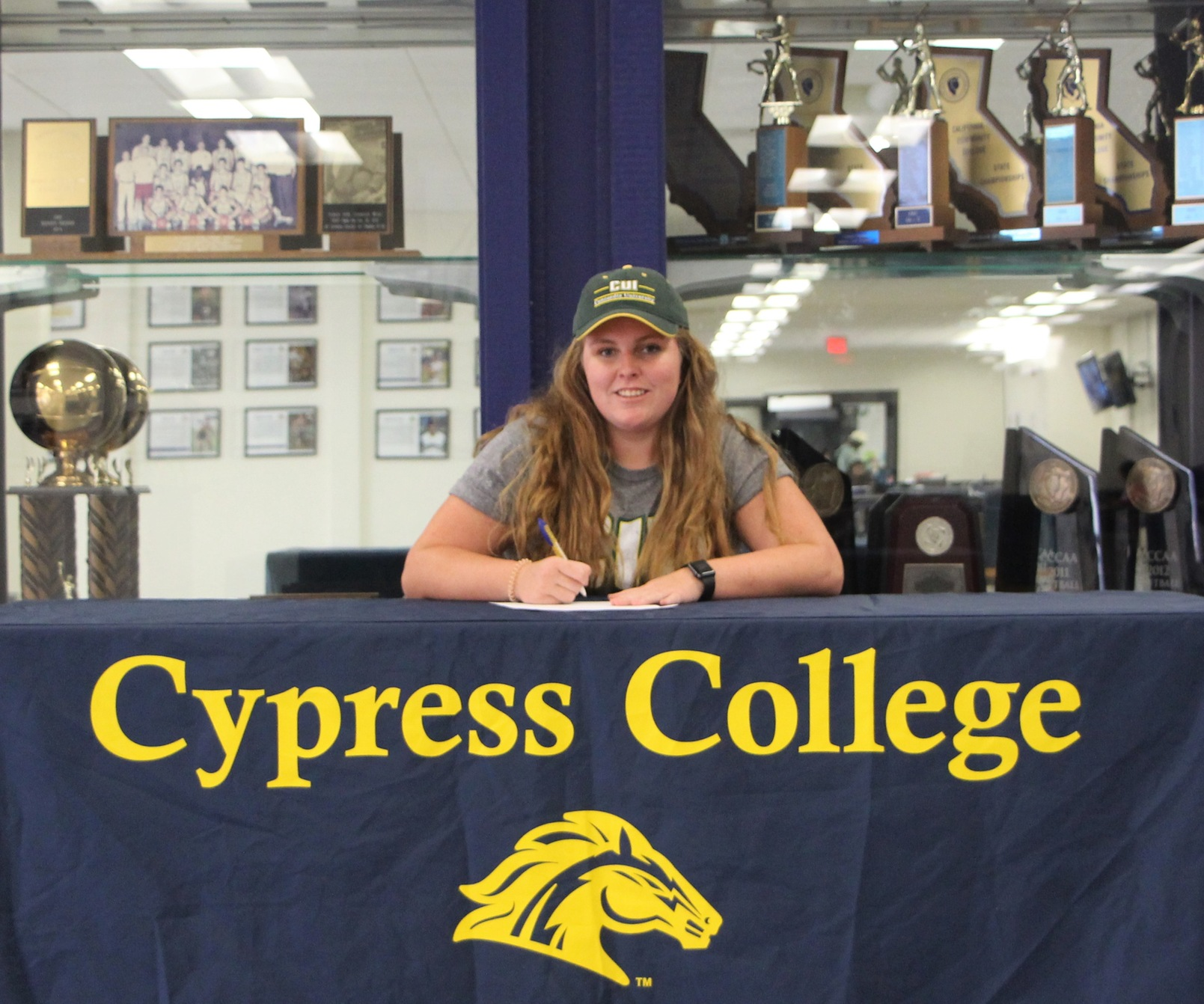Josie Miller Signs with Concordia University Irvine