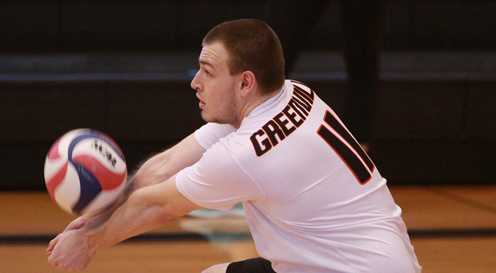 Men's volleyball falls in three sets to Benedictine