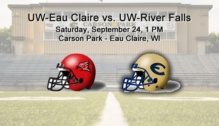 Football Preview: UW-Eau Claire vs. UW-River Falls
