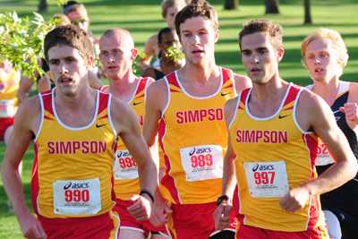 Farrand leads Storm to best IIAC finish since 2008