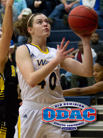 Emory & Henry Women's Basketball Sees Three Named To All-ODAC Teams