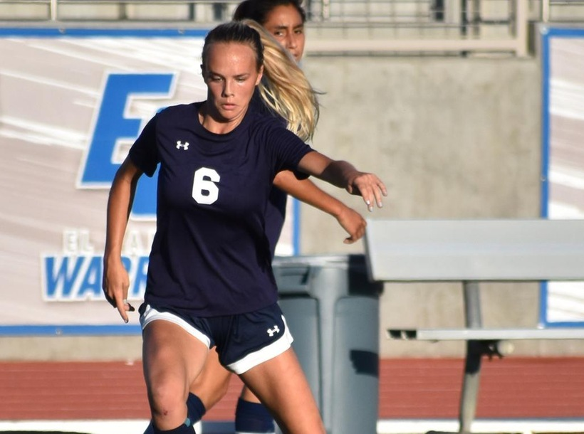Warriors Dominate in 5-0 Rout of Compton College