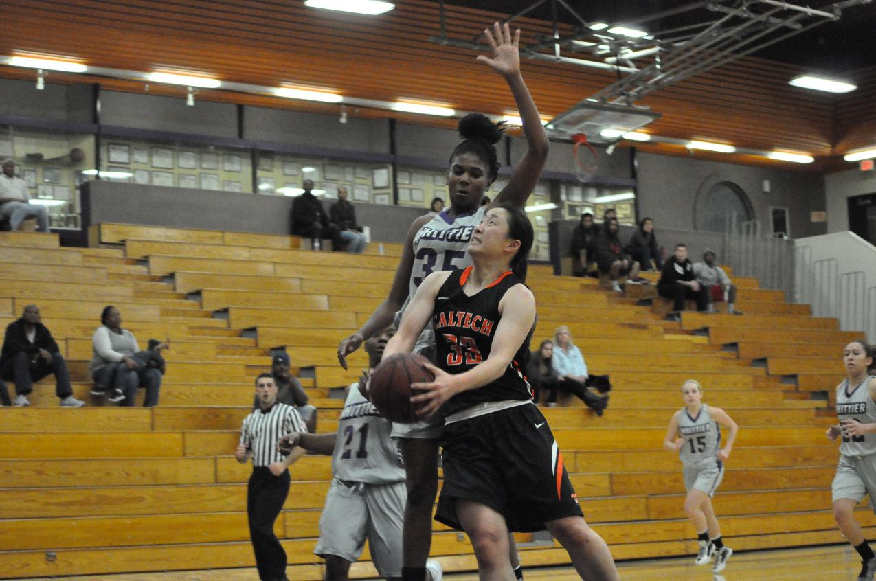 Wong Carries Shorthanded Women's Basketball Against SCIAC Foe Chapman