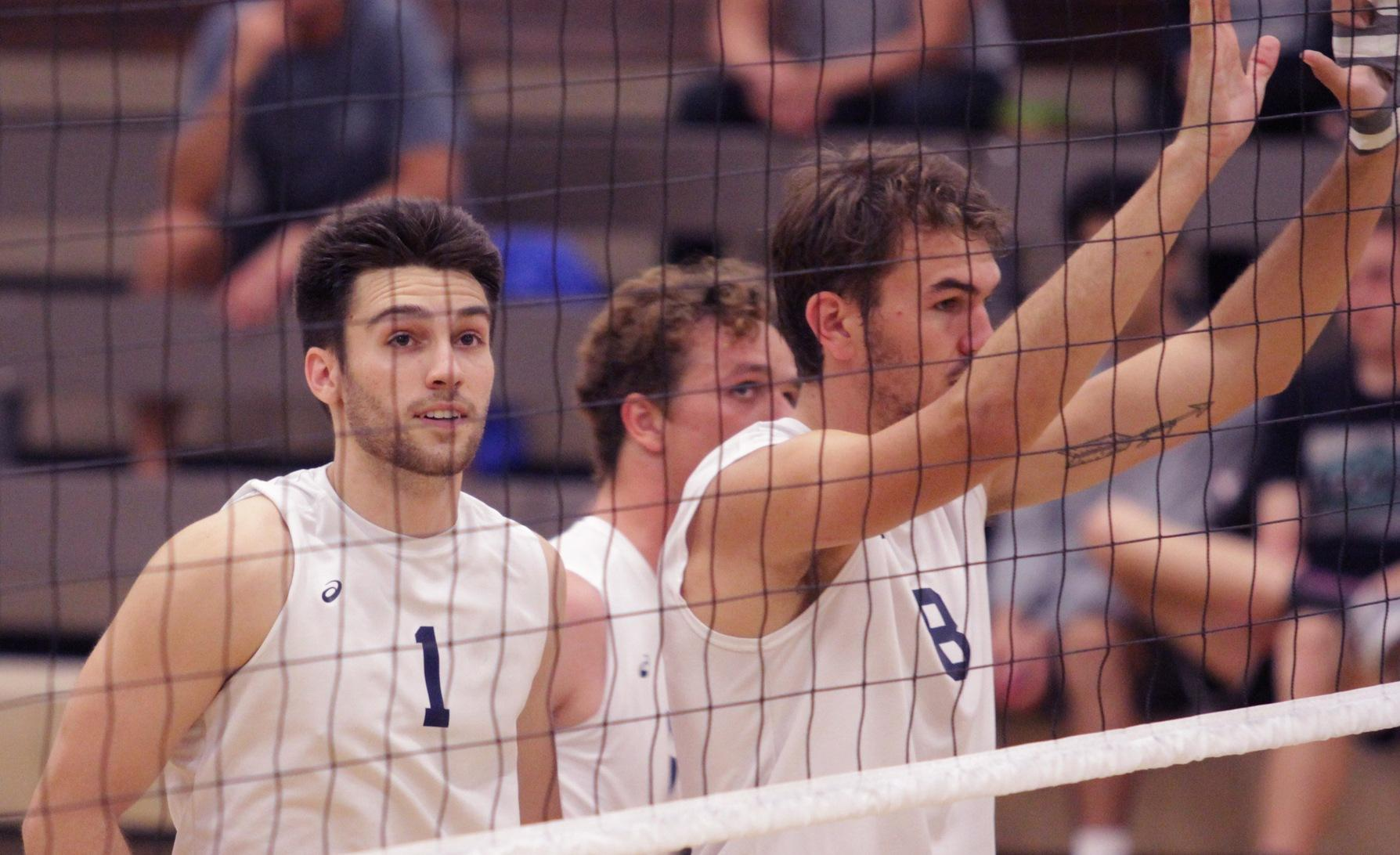 Men's volleyball team to host El Camino in playoff opener