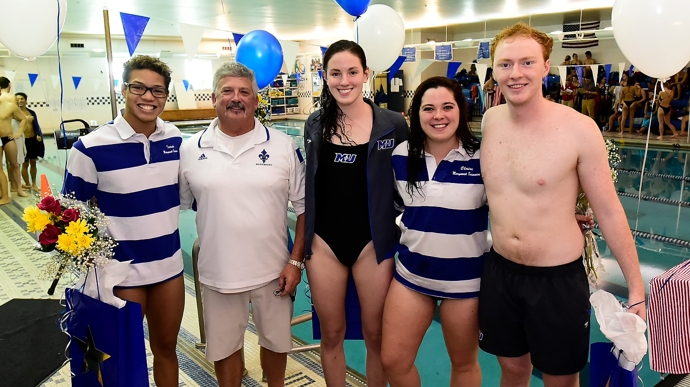 Plumley Grabs Two Top Finishes On Senior Day