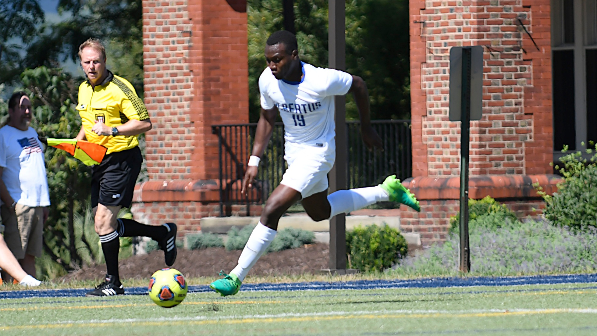 Men's Soccer Battles Colby Sawyer to 2-2 Double Overtime Tie