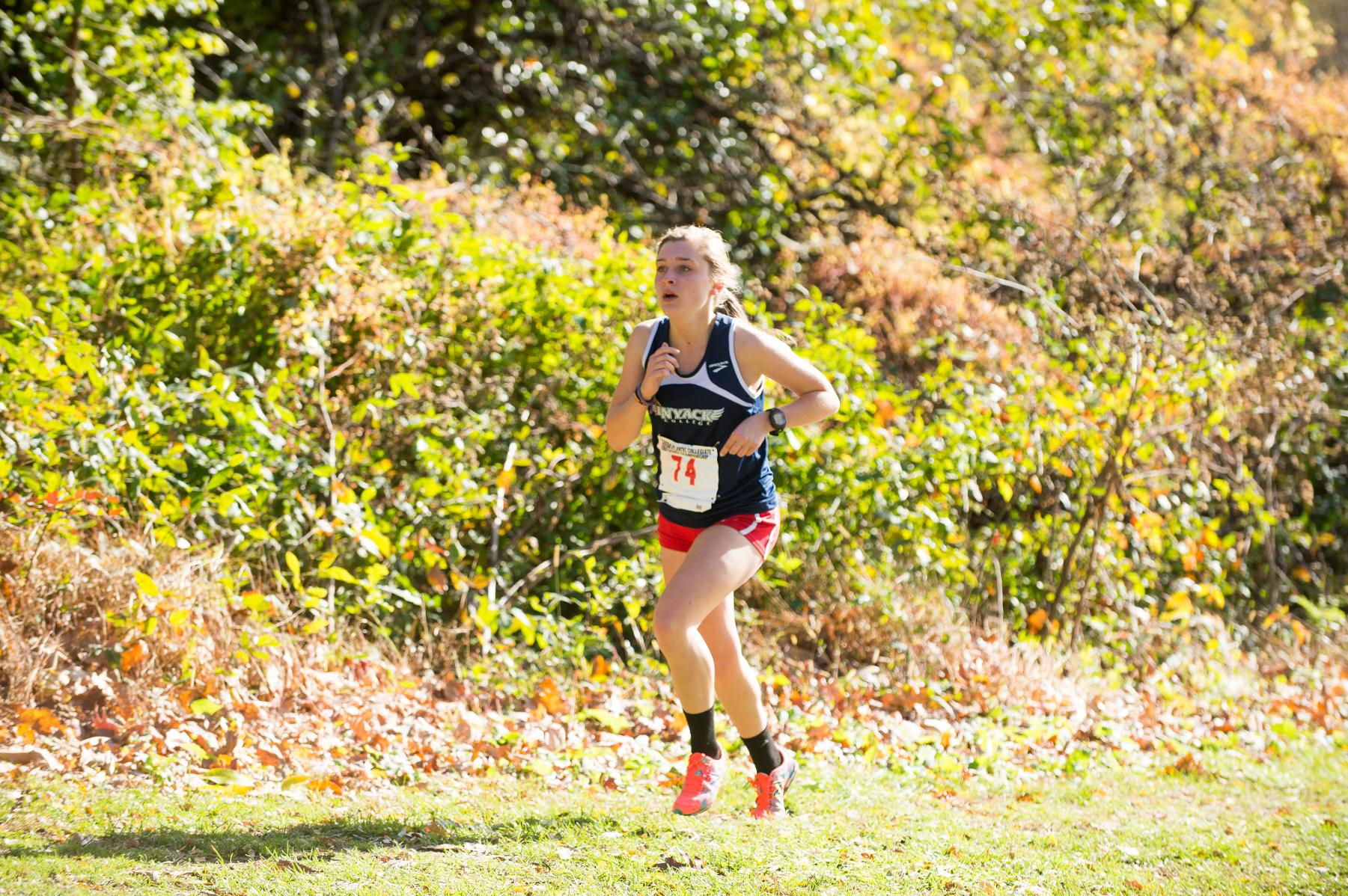 Nash finishes second at Philadelphia Metropolitan Championship