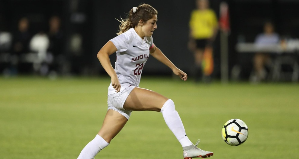 First Place Teams Battle as No. 6 Women's Soccer Travels to BYU Saturday