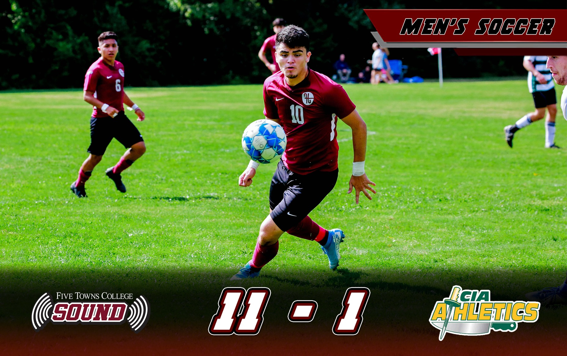 Men's Soccer Victorious Over Culinary