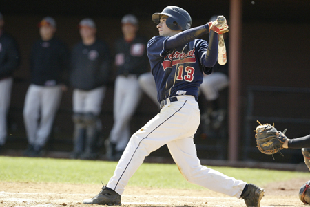 Collegiate Baseball Magazine Lists Three Behrend Lions as Players to Watch
