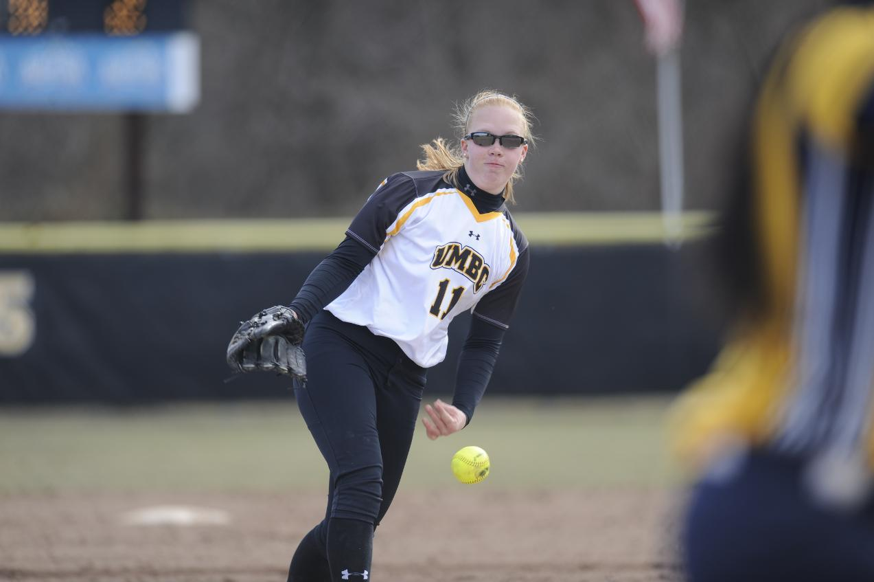UMBC Softball Sweeps Doubleheader Against Hartford to Help French to 400th Victory at UMBC