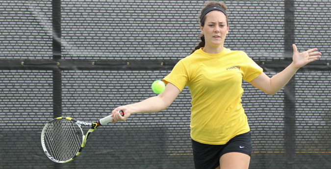 Women's Tennis Falls in Championship Match