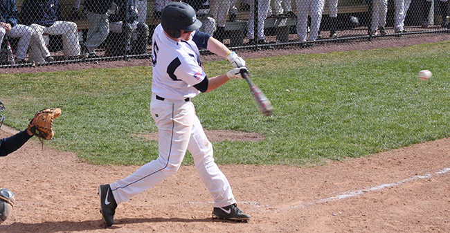 Baseball Tops Drew, 8-5; Clinches 3rd Seed in Landmark Tournament
